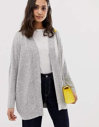 Only Leo open cardigan