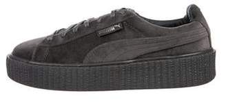 af7e6eb2b3ef Pre-Owned at TheRealReal · FENTY PUMA by Rihanna Creeper Platform Sneakers