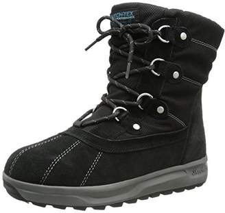 Skechers Women's Storm Cloud-Stratus Snow Boot