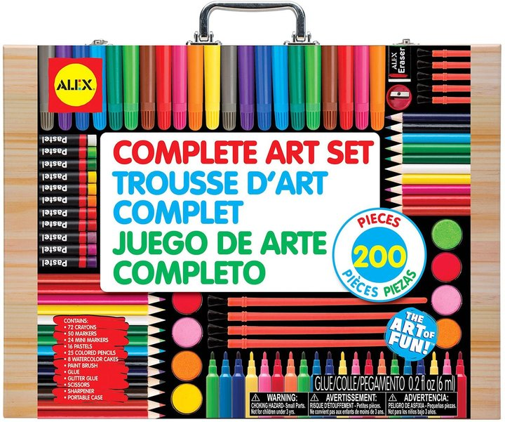 Alex Complete Art Set Toy