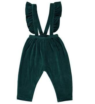 Bebe Organic Sanne Pant Size 2 Emerald