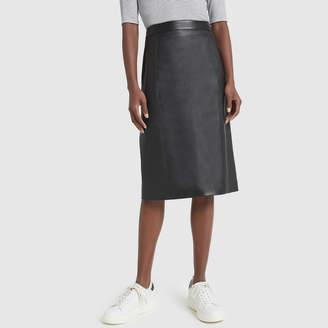 3c4a61b672 Joseph Elle Stretch Leather Skirt