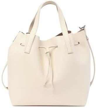 Lancaster Paris Pur Element Foulonne Leather Tote Bag