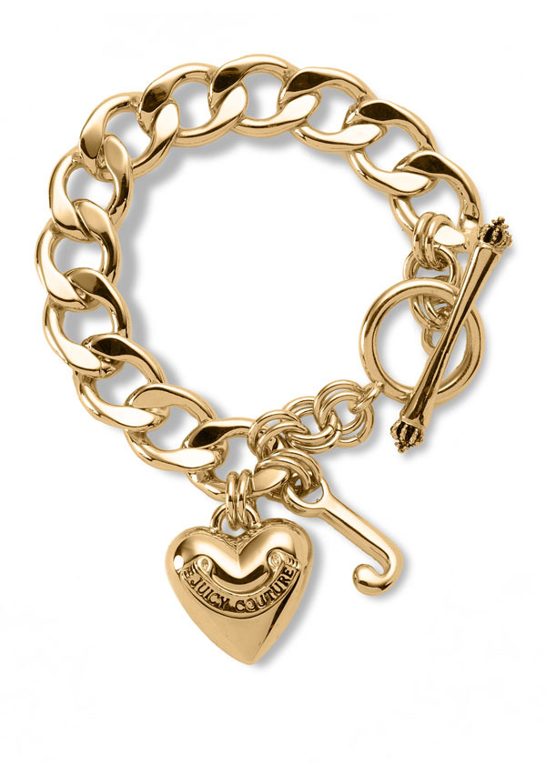 Juicy Couture Starter Charm Bracelet