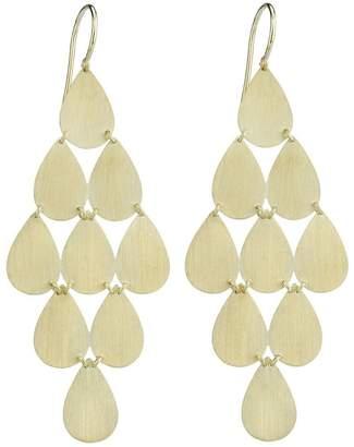 Irene Neuwirth teardrop chandelier earrings