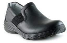 Nurse Mates Harmony Leather Slip-On Shoes