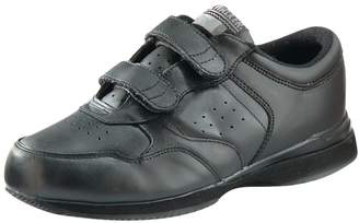 Propet Silverts Disabled Elderly Needs Mens Wide Fit Easy Touch Closure Shoes - Arthritis
