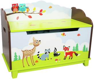 Fantasy Fields By Teamson Fantasy Fields Enchanted Woodland Kids Toy Chest
