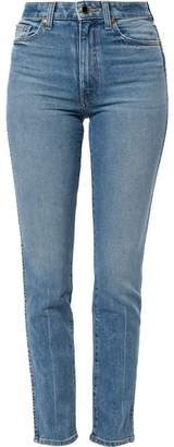 KHAITE High Waisted skinny Jeans