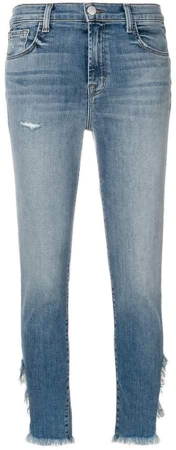 Ruby straight-leg jeans