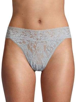 Hanky Panky Low-Rise Lace Thong