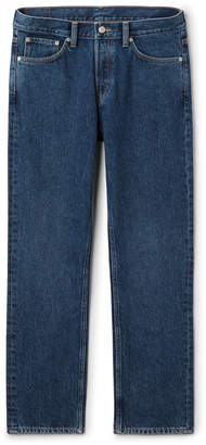 Weekday Vacant Win Blue Jeans - Blue