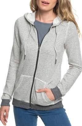 Roxy Trippin Stripe Hoodie