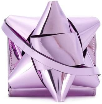 MM6 MAISON MARGIELA gift bow mini bag