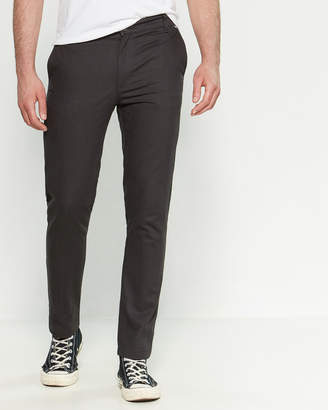 Dickies Construct Almost Black Cotton Pants