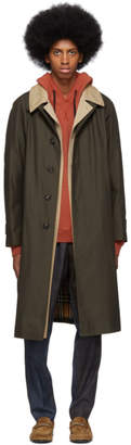 Burberry Khaki Normanton Trench Coat
