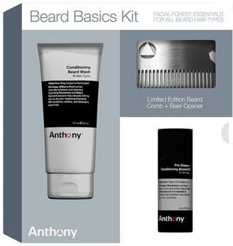 Anthony Logistics For Men Beard Basics Kit