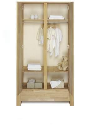 Schardt Wardrobe (2 Doors Nature Li)