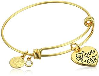 Halos & Glories Love Bangle Bracelet