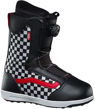 Vans Brystal Boa Snowboard Boot - Kids'