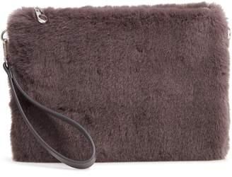 Chelsea28 Astley Faux Fur Convertible Clutch
