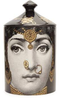 Fornasetti L'eclaireuse Mistero Scented Candle - Mens - Black Multi
