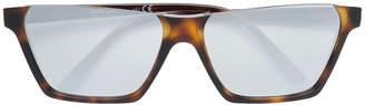 Celine square frame sunglasses