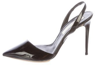 Stella McCartney Slingback d'Orsay Pumps
