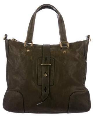 Belstaff Leather Hampton Shoulder Bag