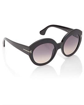 Tom Ford Rachel 533 Black Sunglasses