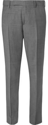Paul Smith Grey Soho Wool-Sharkskin Suit Trousers