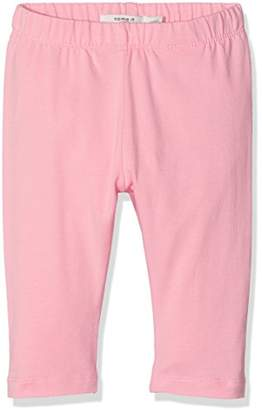 Name It Baby Girls' Nitviviandos Solid Capri Legging Mz Trouser,80