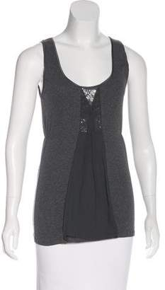 Rivamonti Embellished Sleeveless Top