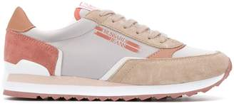 Trussardi Jeans low lace-up sneakers