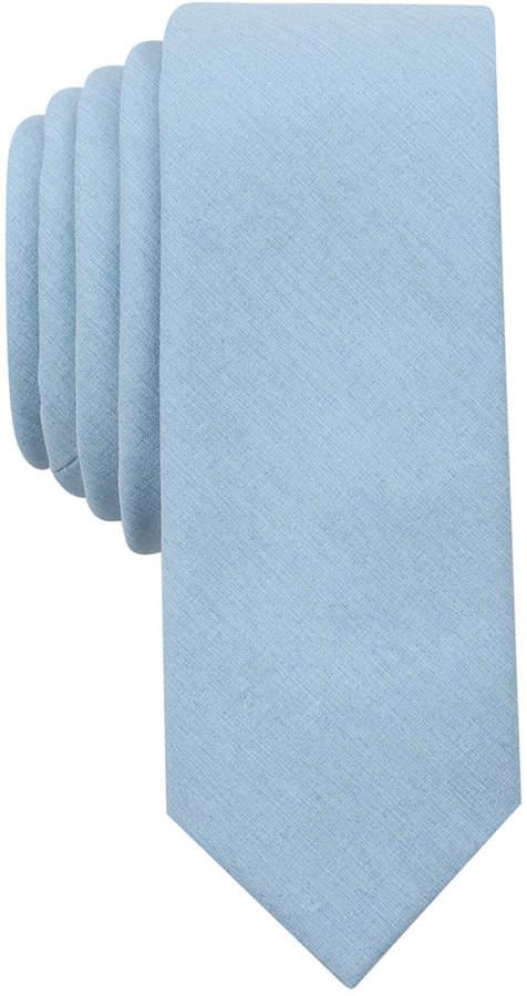 Original Penguin Men's Village Solid Skinny Tie
