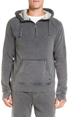 Men's Ugg 'Cooper' Washed Stretch Cotton Hoodie $135 thestylecure.com