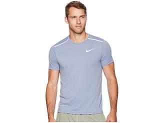 Nike Tailwind Short-Sleeve Running Top Men's Clothing