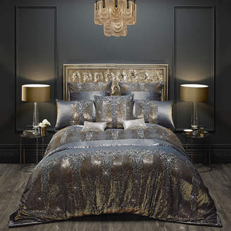 Kylie Minogue At Home at Home - Kila Duvet Cover - Gunmetal - Double
