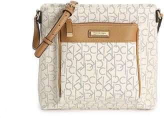 Calvin Klein Signature Novelty Crossbody Bag - Women's