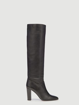 Frame Denim x Tamara Mellon Slouch Knee Boot