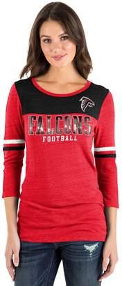 New Era Women's Atlanta Falcons Varsity Tee