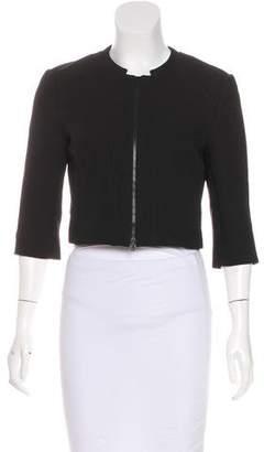 Tamara Mellon Cutout Cropped Jacket w/ Tags