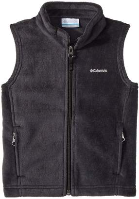 Columbia Kids Steens Mttm Fleece Vest Boy's Vest