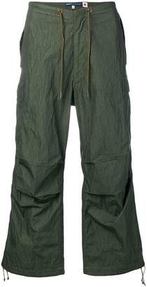 Levi's Made & Crafted wide leg cargo trousers