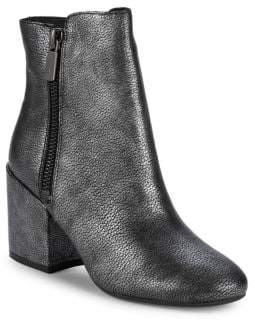 Kenneth Cole Rima Leather Booties