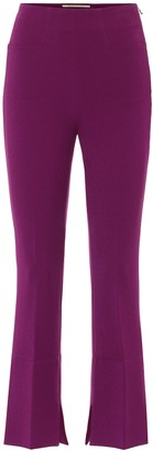 Roland Mouret Exclusive to Mytheresa Goswell high-rise cropped pants