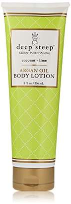Deep Steep Argan Oil Body Lotion