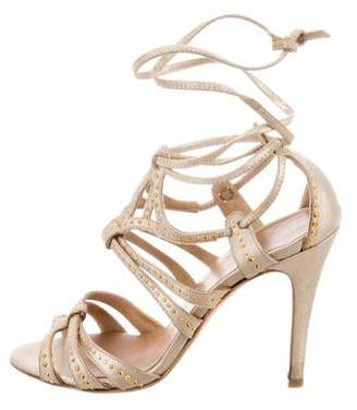Pierre Hardy Studded Multistrap Sandals