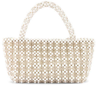 Show Me Your Mumu X Cleobella Clementine Beaded Bag