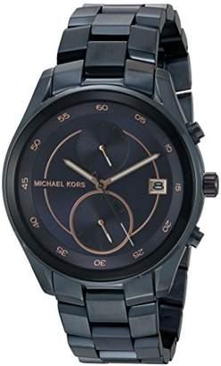 Michael Kors Women's Briar Blue Watch MK6468
